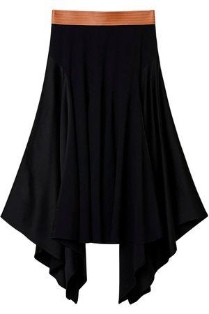 Loewe Asymmetric Midi Skirt