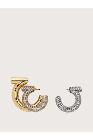 Salvatore Ferragamo Women Earrings - Women Gancini earrings