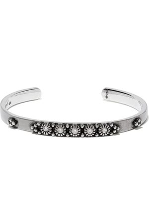 DE JAEGHER Jonc Sunny Bubble diamond bracelet