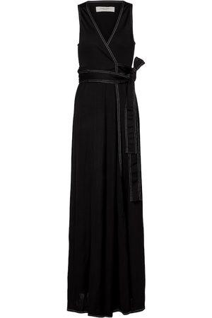 Golden Goose Women Maxi Dresses - Cleopatra belted maxi dress