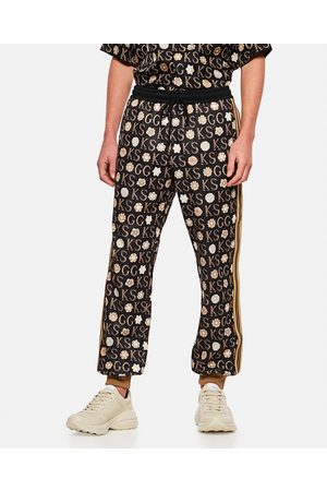 Gucci Men Trousers - Ken Scott x print jogging pants size L