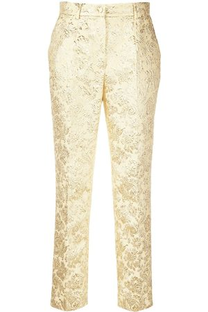 Dolce & Gabbana Baroque tailored trousers