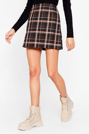 NASTY GAL Womens Hike It or Not Cleated Ankle Boots - - 3