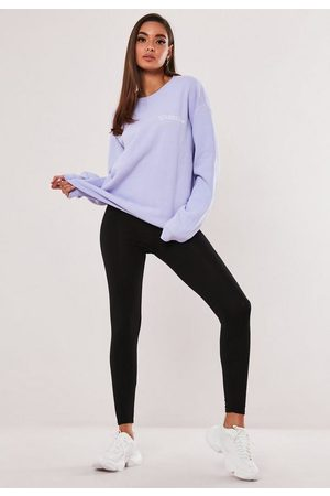 Missguided Tall Basic Jersey Leggings