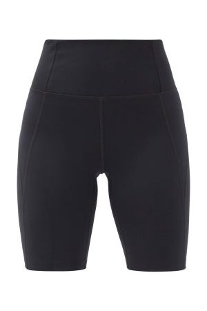 Girlfriend Collective High-rise Recycled-fibre Cycling Shorts - Womens