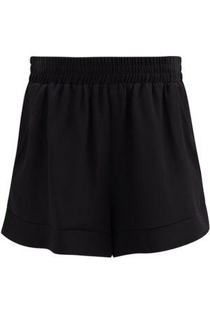 Raey Elasticated-waist Silk Shorts - Womens