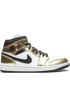 "Jordan Air 1 Mid SE ""Metallic "" sneakers"