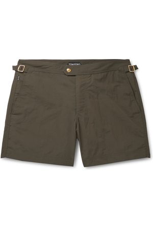 Tom Ford Mid-Length Swim Shorts