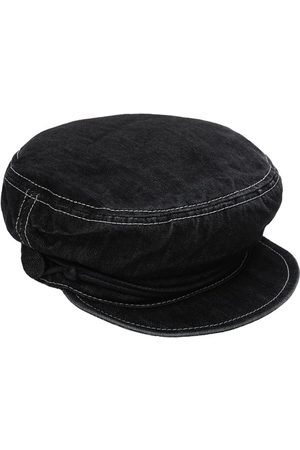 Le Mont St Michel Women Hats - New Abby Cotton Denim Hat