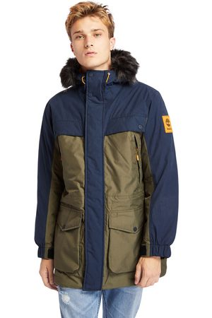Timberland Outdoor heritage expedition parka for men in navy/ , size m