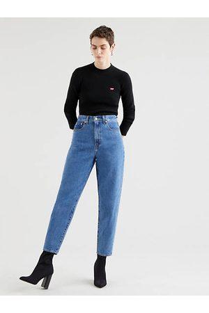 Levi's High Loose Taper Jeans - Medium Indigo / Hold My Purse
