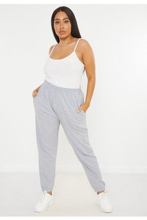 Missguided Plus Size Basic Joggers