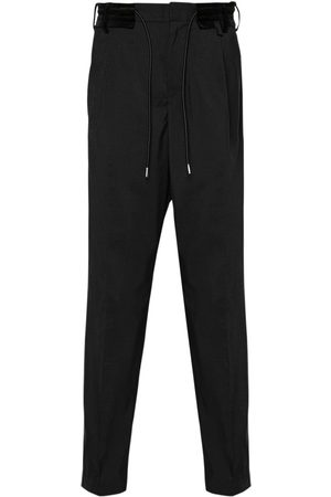 SACAI Tech & Wool Suiting Pants