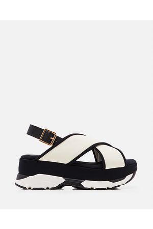 Marni Sandal in technical fabric size 37