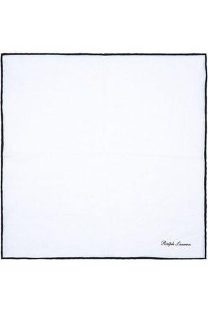 Ralph Lauren Logo Pocket Square