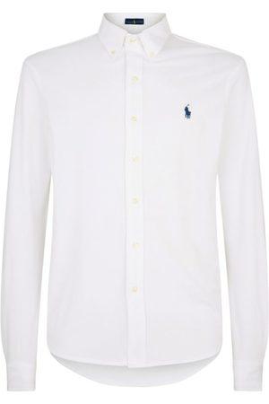 Polo Ralph Lauren Cotton Textured Polo Shirt