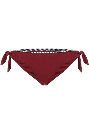 Lemlem Lean Side Tie Bikini Bottoms