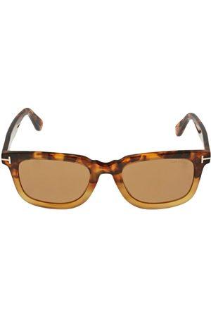 Tom Ford Dario Squared Acetate Sunglasses