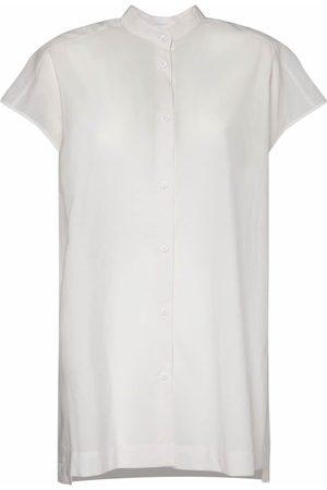 Max Mara Cotton Blend Tunic Shirt