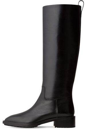 Aeyde 40mm Tammy Leather Tall Boots