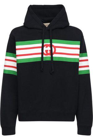 Gucci Gg Cotton Sweatshirt Hoodie