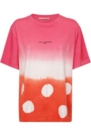 Stella McCartney Tie Dye Organic Cotton Jersey T-shirt