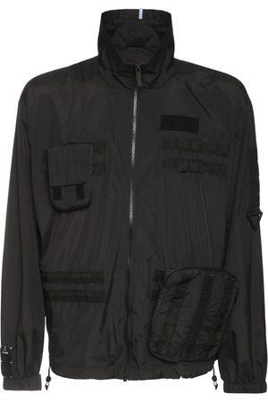 McQ Icon Zero Recycled Viscose Field Jacket