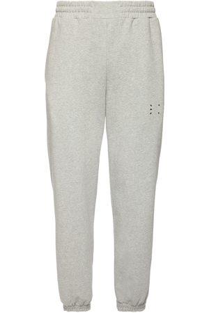McQ Men Trousers - Icon Zero Logo Cotton Sweatpants