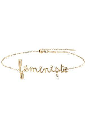 PERSÉE Bracelet Feministe diamond