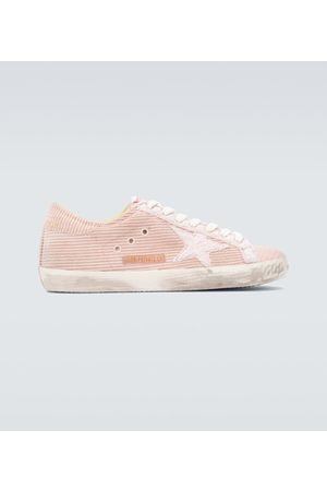 Golden Goose Exclusive to Mytheresa – Superstar corduroy sneakers
