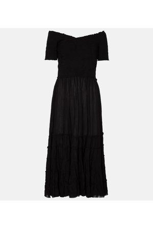 Poupette St Barth Exclusive to Mytheresa – Soledad midi dress