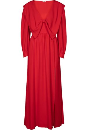 Miu Miu Satin gown