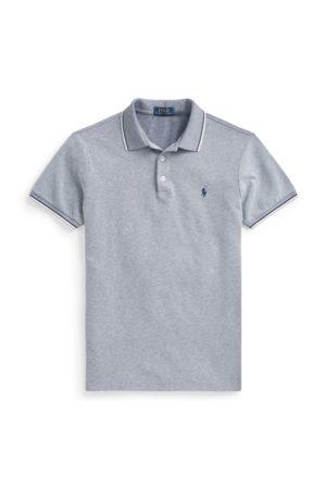Polo Ralph Lauren Slim Stretch Birdseye Polo Shirt