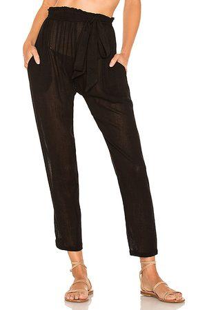 Eberjey Summer Of Love Hudson Pant in . Size M, S.