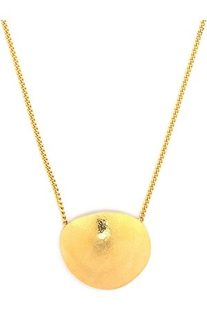 Wouters & Hendrix Hammered-detail pendant necklace