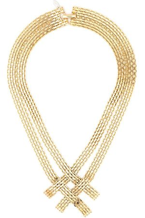 Wouters & Hendrix Interwoven-design chain-link necklace