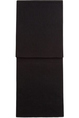 Dolce & Gabbana Knitted cashmere-blend scarf