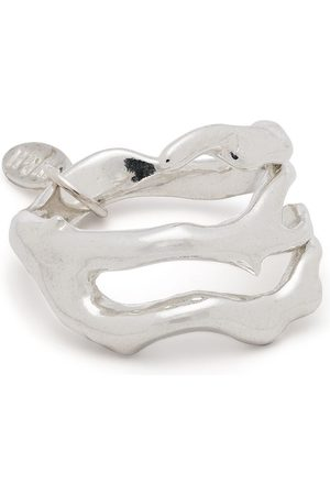 Wouters & Hendrix Women Rings - Voyages Naturalistes wide-band ring