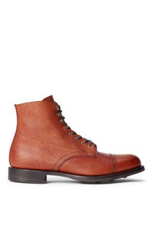 RRL Men Boots - Livingstone Leather Boot