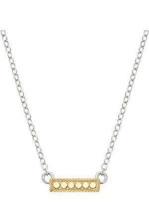 Anna Beck Mini Bar Reversible Necklace - Gold &