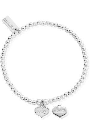ChloBo Cute Charm Bracelet With Love Always Heart Charm
