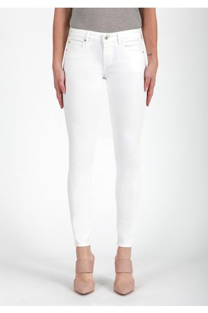 ARTICLES OF SOCIETY Sarah Ankle Skinny Jean - Clear