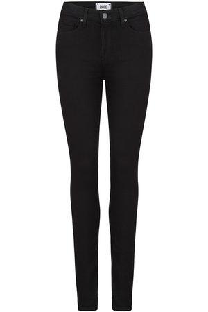 Paige Women Skinny - Hoxton Transcend Skinny Jeans - Shadow