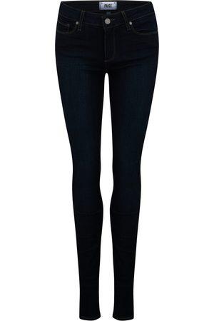 Paige Leggy Ultra Skinny Transcend Jeans - Mona