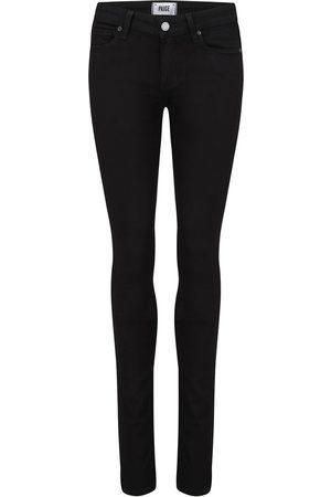 Paige Leggy Ultra Skinny Jeans - Shadow