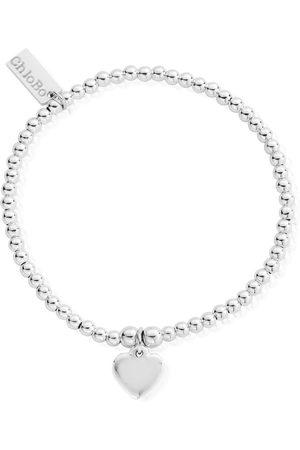 ChloBo Cute Charm Bracelet With Heart