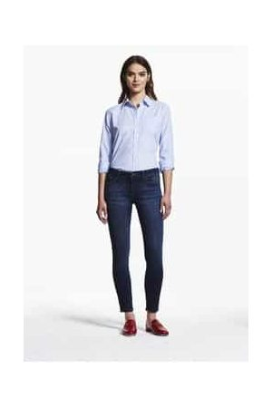 Dl 1961 Margaux Mid Rise Ankle Skinny - Winter