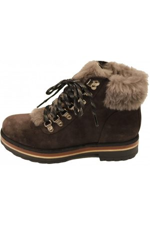 Kanna Womens K2009 Lace Up Boot in