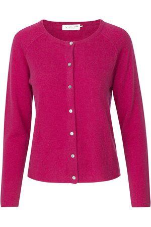 Rosemunde Women Cardigans - Laica Cardigan - Raspberry Red