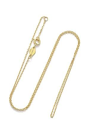 Anni Lu Cross Chain Necklace